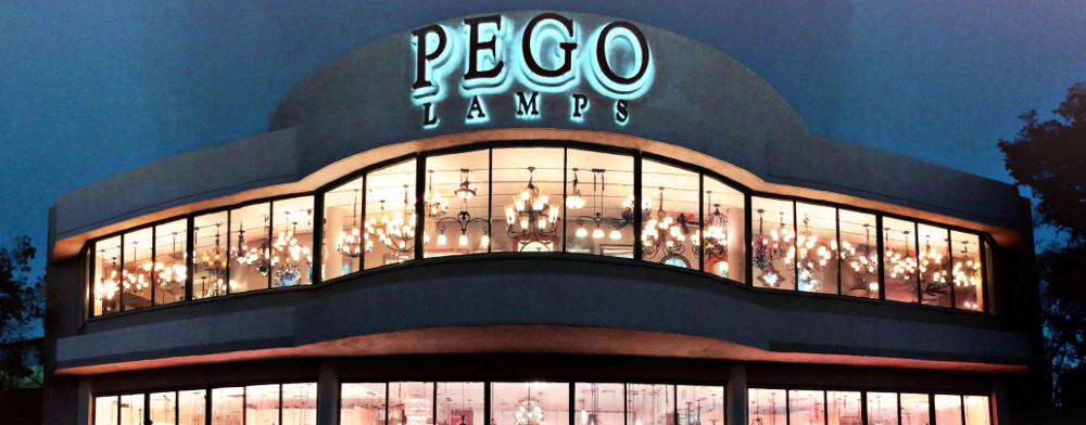 About Pego Lamps South Miami C Gables Lighting Products
